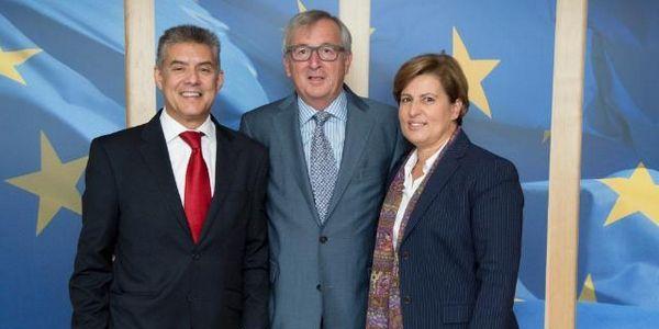 22.9.2015_ΕΣΠΑ και Μεταναστευτικό συζήτησε ο πρόεδρος της ΕΝΠΕ Κώστας Αγοραστός στις Βρυξέλλες