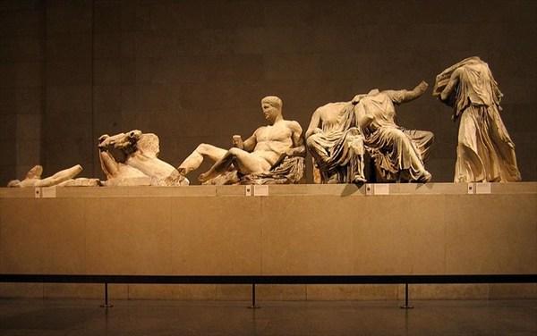 3.9.2015_Τα μάρμαρα του Παρθενώνα – Βρετανικό Μουσείο