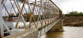 Δωρεά της μελέτης για την κατασκευή νέας γέφυρας στον Ευρώτα