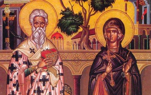 2.10.2015_Άγιος Κυπριανός και η Αγία Ιουστίνη