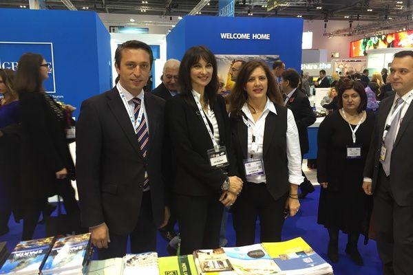 11.11.2015_Δυναμική παρουσία της Περιφέρειας Πελοποννήσου στη διεθνή έκθεση τουρισμού WTM Λονδίνου_1
