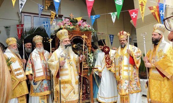 28.11.2015_Με θρησκευτική λαμπρότητα ο εορτασμός του Πολιούχου της Σπάρτης Οσίου Νίκωνος_9