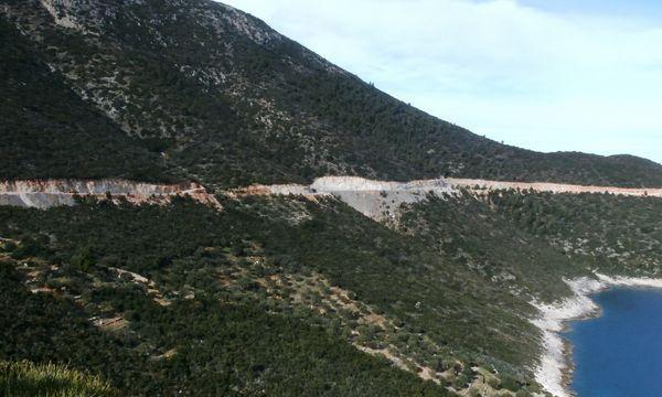 2.12.2015_Επίσκεψη Περιφερειάρχη Πελοποννήσου στο έργο Φωκιανός - Κυπαρίσσι
