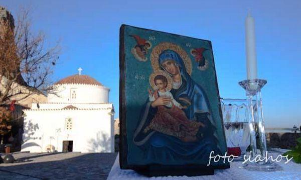 22.12.2015_Εγκαινιάστηκε η Πλατεία της Χρυσαφίτισσας στο Κάστρο Μονεμβασίας