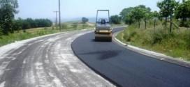 Η ασφαλτόστρωση του δρόμου «Βαλτάκι-Αγία Μαρίνα» ΔΕ Βοιών γίνεται πραγματικότητα