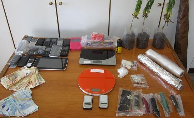 31.5.2016_Εξαρθρώθηκε πολυμελής οργάνωση διακίνησης ναρκωτικών ουσιών στην Πελοπόννησο