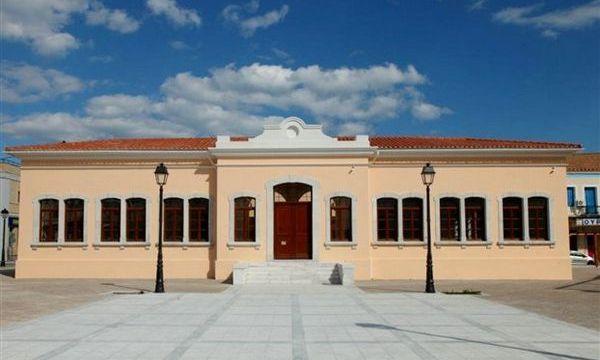 6.5.2016_Το Κέντρο Πολιτισμού Ανατολικής Μάνης ανοίγει επίσημα τις πύλες του στο κοινό