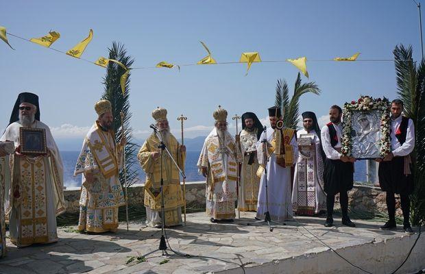 9.5.2016_Με βυζαντινή μεγαλοπρέπεια εορτάστηκε η Παναγία Χρυσαφίτισσα στη Μονεμβασία_10