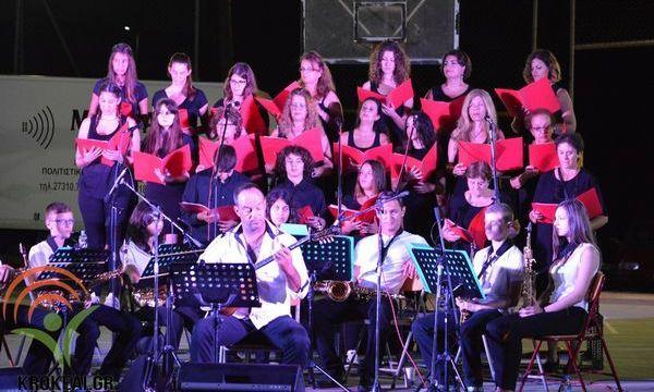 18.8.2016_Εντυπωσίασε η Μουσική Εκδήλωση  Αφιέρωμα στους Έλληνες Συνθέτες στις Κροκεές_1