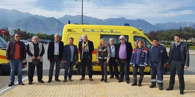 23-11-2016_Δύο-ασθενοφόρα-στο-ΕΚΑΒ-Λακωνίας-παρέδωσε-η-Περιφέρεια-Πελοποννήσου_1