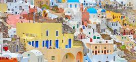 Ταξιδεύουμε σε όλη την Ελλάδα μέσα από φωτογραφίες με πρωταγωνιστή το χρώμα
