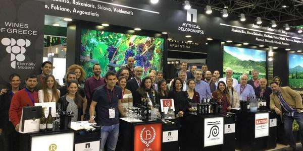 Η «Μυθική Πελοπόννησος» στη Διεθνή Έκθεση Οίνων και Ποτών Prowein 2017