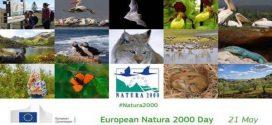 «Ευρωπαϊκή Ημέρα NATURA 2000»: Οικολογικό Δίκτυο «ΦΥΣΗ 2000» στον Πάρνωνα