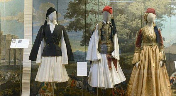 Ταξίδι στη μαγεία της ελληνικής φορεσιάς