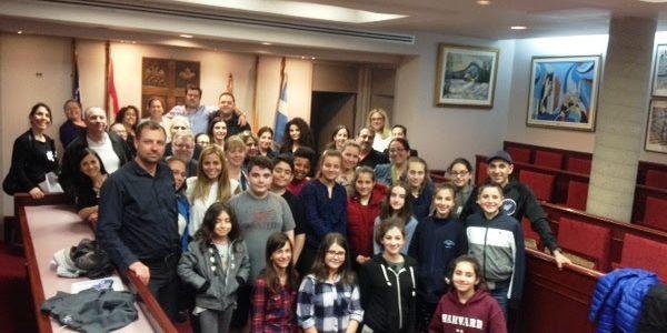 Στη Μονεμβασία και φέτος 22 μαθητές από το Μόντρεαλ