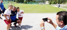 Από τη Μονεμβασιά στο Ζέεφελντ της Αυστρίας για τον Ολυμπιακό
