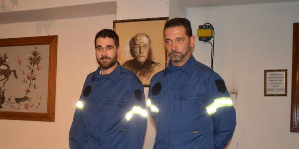 Εξοπλίστηκαν οι εθελοντές πυροσβέστες των Κροκεών