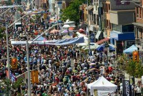 Η καρδιά του Τορόντο χτυπά ελληνικά στο φεστιβάλ Taste of Danforth