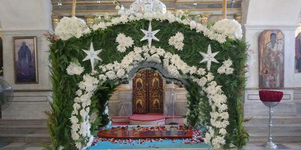 Σε κλίμα κατάνυξης ο εορτασμός της Παναγίας στην ιστορική Μονεμβασία