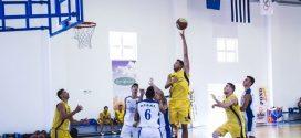 2ο Laconia Summer Basketour: Πρόκριση στα ημιτελικά για το Κάστρο Μονεμβασίας
