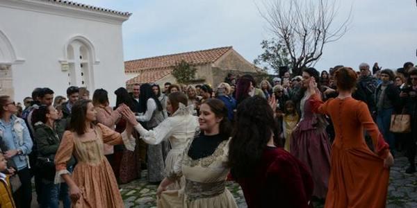 Εντυπωσίασε και φέτος η Βενετσιάνικη Περατζάδα στο Κάστρο Μονεμβασίας