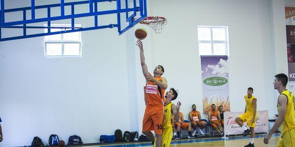 Κάστρο Μονεμβασίας και ΑΠΟΕΛ στον τελικό του Laconia Summer Basketour  2018