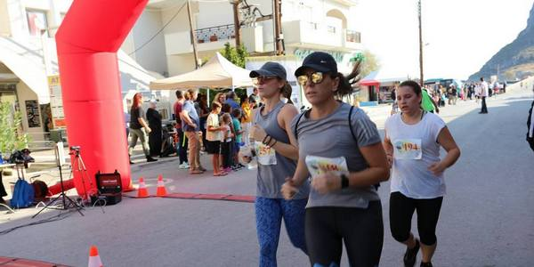 Σε ρυθμούς «Monemvasia Run Challenge» έτρεξε η Μονεμβασιά (ΦΏΤΟ)