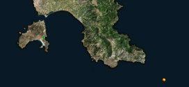 Σεισμική δόνηση 4,0 Ρίχτερ νότια της Νεάπολης Λακωνίας
