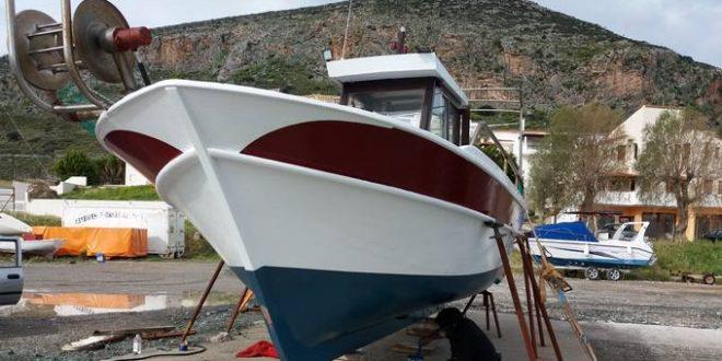 Συγκεντρώθηκε το συνολικό ποσό για την επισκευή του σκάφους του Φώτη*