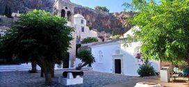 3 εκ. ευρώ για ΙΝ Ελκομένου Χριστού και επιθαλάσσιο τείχος στο Κάστρο Μον/σίας