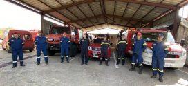 Τα MARKET IN στηρίζουν την Πυροσβεστική Υπηρεσία Μολάων