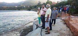 Αραχωβίτης για την παραλία Ξηφιά: «Μια περιοχή εξαφανίζεται!»