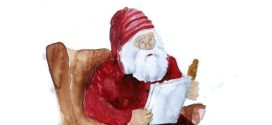 Ένα χριστουγεννιάτικο παραμύθι από τη Μονεμβασιά