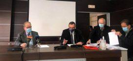 Έργα και μελέτες 1,6 εκ. ευρώ για την Λακωνία υπέγραψε ο Νίκας