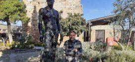 Προσωρινή έκθεση του γλυπτού «Οιδίποδας» στο Μουσείο Θηβών
