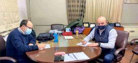 Covid-19: Συνεργασία Δήμου Ευρώτα με το Πανεπιστήμιο Θεσσαλίας