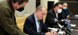 Λακωνία: Συμβάσεις έργων 2,8 εκ. ευρώ υπέγραψε ο Περιφερειάρχης