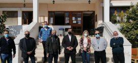 Αναβαθμίζονται λειτουργικά και εκσυγχρονίζονται τα Κέντρα Υγείας της Λακωνίας