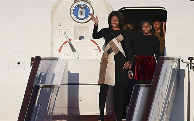 Μισέλ Ομπάμα στο Πεκίνο