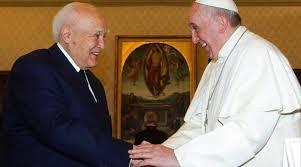 28.3.2014_Πάπα Φραγκίσκος με Παπούλια