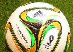 30.5.2014_Η Adidas παρουσίασε τη brazuca Final Rio