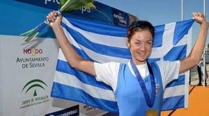2.6.2014_Πρωταθλήτρια Ευρώπης η Νικολαΐδου