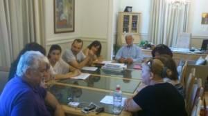 20.6.2014_Πέτρος Τατούλης Προτεραιότητα η ενίσχυση κοινωνικών δομών