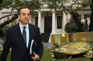 9.6.2014_Σαρωτικός ανασχηματισμός - Ο Γκίκας Χαρδούβελης νέος υπουργός Οικονομικών