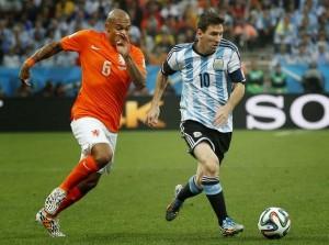 10.9.2014_ Γερμανία - Αργεντινή στον τελικό