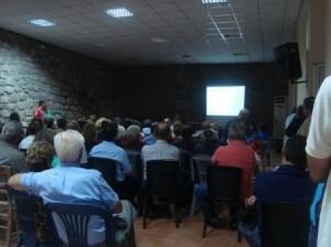 21.7.2014_Παρουσίαση βιβλίου στα Χρύσαφα