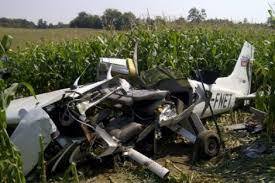 27.7.2014_Σπάρτη αεροπλάνο έπεσε στο αεροδρόμιο