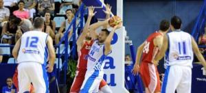11.8.2014_Ηττήθηκε με 68-66 η Ελλάδα από την Κροατία