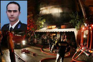 13.9.2014_Πένθος στο πυροσβεστικό σώμα για τον 33χρονο αρχιπυροσβέστη