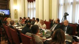 29.9.2014_ Κοινοβουλευτική διαφάνεια στην Εθνοσυνέλευση της Σερβίας